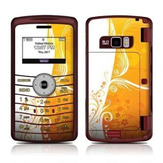 Orange Crush Design Protective Skin Decal Sticker for LG