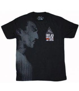Helio Gracie Jiu Jitsu T Shirt MMA bjj Jiu Jitsu