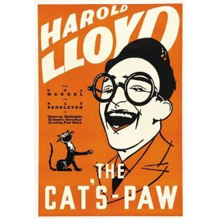 The Cats Paw Movie Poster (27 x 40 Inches   69cm x 102cm