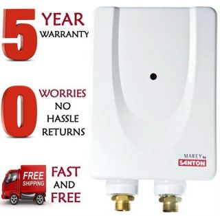 Electric Tankless Instant On Demand Hot Water Heater 3 GPM Whole House