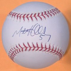 matt holliday signed mlb baseball st louis cardinals st louis