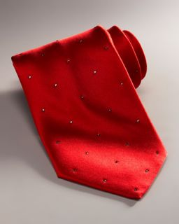 tie red available in red $ 480 00 stefano ricci crystal tie red $ 480