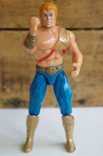 1988 Malaysia He Man Action Figure Masters of The Universe