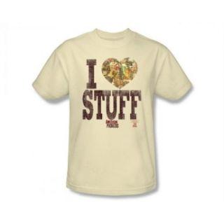 American Pickers I Love Stuff History Channel TV Show T Shirt Tee