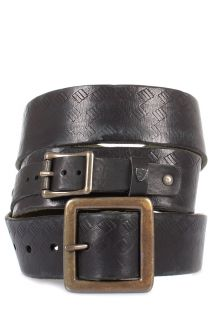 HTC Hollywood Trading Company New Man Studded Belt Sammy Vintage Sz 90