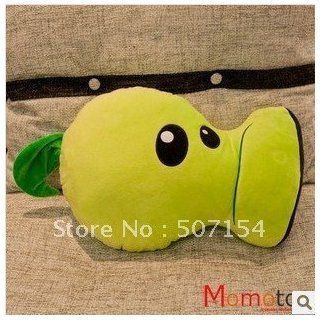 new arrive// plants.vs.zombies plush doll figure cushion