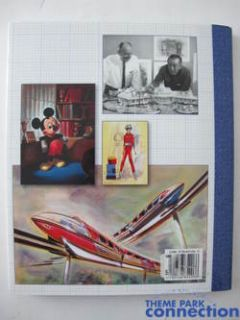 Disney Imagineering & Art Of The Show JOHN HENCH SIGNED 1st ED Book