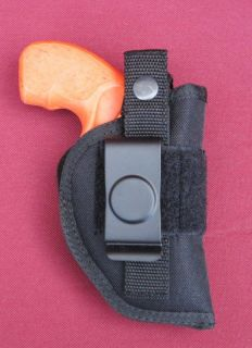 Inside Pants IWB Holster for Ruger LCR Revolver