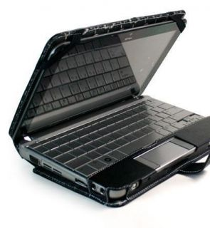 Form Fitting Laptop Leather Case HP Mini 2140 Netbook
