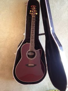 Ovation Legend Acoustic Electric Guitar