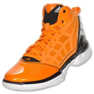 adidas adiZero Shadow Mens Basketball Shoes Orange