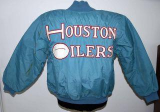 Houston Oilers Texans 1960 73 Vintage Game Worn Used Football Sideline