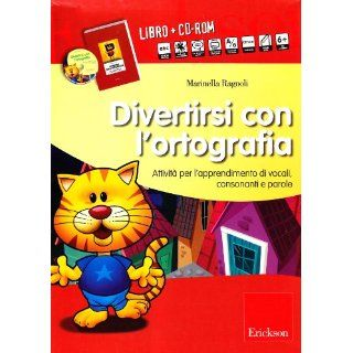 Divertirsi con lortografia. Kit. Con CD ROM Marinella Ragnoli