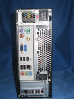 HP Pavilion Slimline S3220N Desktop PC 2GB RAM AMD Athlon 64 X2 Dual