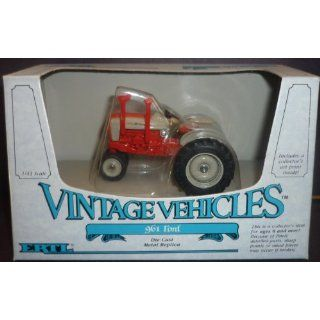 Vehicles 961 Ford Tractor 1/43 Scale Diecast .