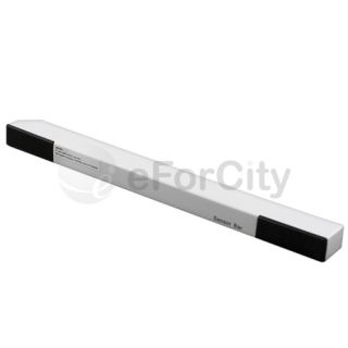 Wireless Remote Sensor Bar for Nintendo Wii Game Console