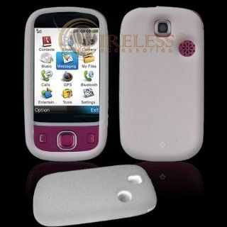 Clear Transparent Silicone Skin Cover Case Cell Phone