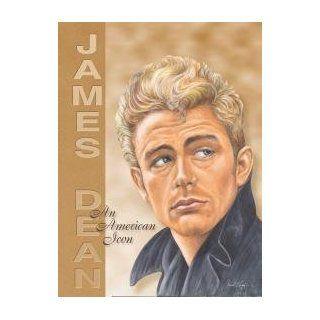 James Dean American Icon Tin Sign