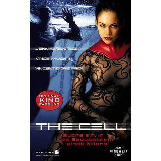 The Cell [VHS]: Jennifer Lopez, Vince Vaughn, Vincent D