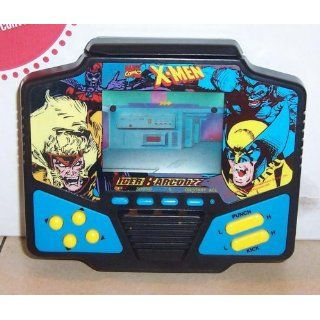 1994 Tiger Electronics X Men Handheld Video Game