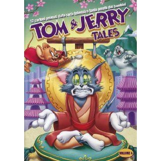 Tom & Jerry Tales #04 animazione, joseph barbera Movies