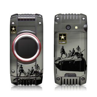 Army Troop Design Protective Skin Decal Sticker for Casio
