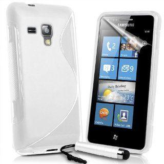 Londonmagicstore® Gadgets White S Line Wave Gel Case