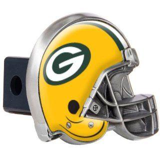 BSS   Green Bay Packers NFL Metal Helmet Trailer Hitch