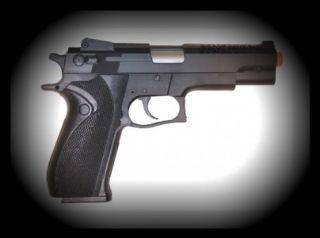 HFC Ha 101B Spring M1911 Colt Replica Airsoft Pistol Gun Black 215 FPS