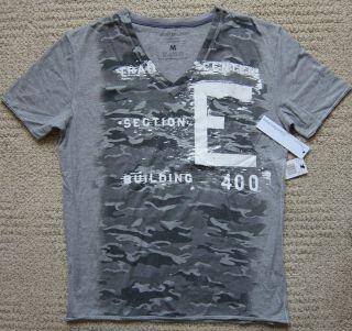 Calvin Klein Jeans Grey Heather Premium T Shirt Mens $34 50
