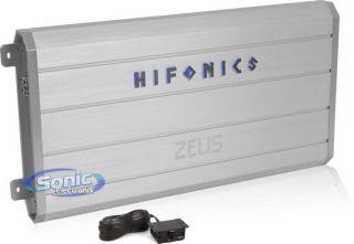 Hifonics ZRX3000 1D 3000W Class D Monoblock Zeus Series Power Car