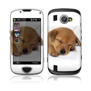 Samsung Omnia 2 i920 Decal Skin Sticker    Animal Sleeping