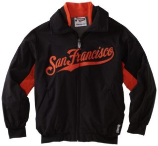 MLB San Francisco Giants Triple Peak Premier Jacket, Black