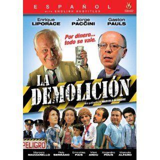 La Demolicion Enrique Liporace, Gaston Pauls, Alejandro