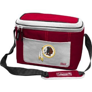 BSS   Washington Redskins NFL 12 Can Soft Sided Cooler