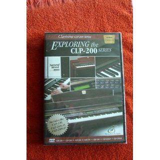 Clavinova CLP 200 Series   DVD   Exploring the CLP 200