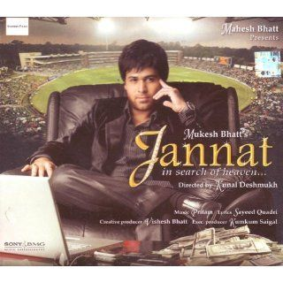 Jannat(CD/Hindi Music/ Bollywood Sound Track/Indian Music