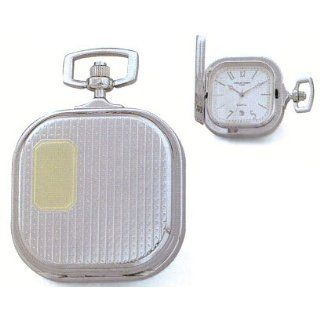 Charles Hubert ,Pocket Watch   14k Gold plated Two tone