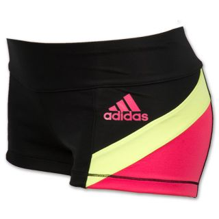 adidas Clima Power Short Womens Tights Black