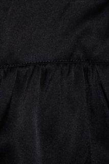 Top Secret Brief Affair silk satin shorts