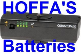 Hoffas Batteries rebuilds Quantum Turbo Blade Ultra Compact Batteries