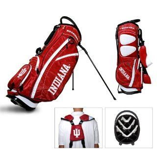 Team Golf NCAA Stand Golf Bag   Indiana Hoosiers Sports