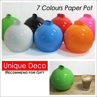 Paper Pot Toilet Tissue Holder Tissue Dispenser Tissue Box Cover