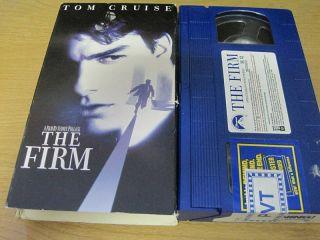 Tom Cruise Jeanne Tripplehorn Holly Hunter VHS 097363252337