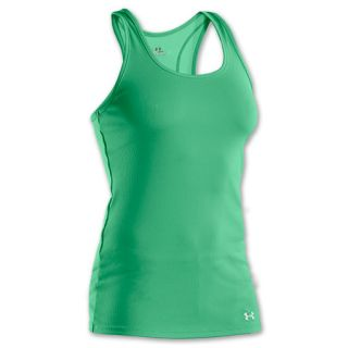 Womens Under Armour Victory Tank Lawn/White
