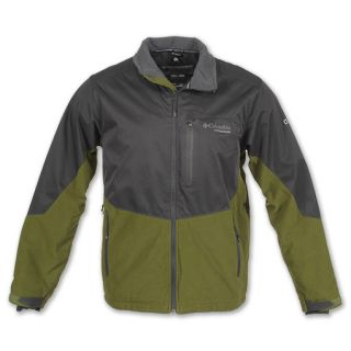 Columbia Super Ballistic Mens Jacket Dark Grey