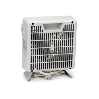 Holmes HFH105 UM Compact Heater Fan with Adjustable Thermostat