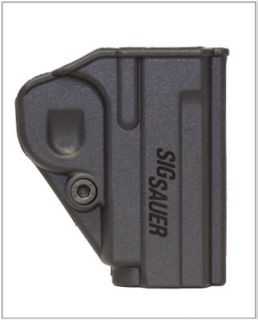 ITAC Defence Clip on Paddle Holster for Sig Sauer P238