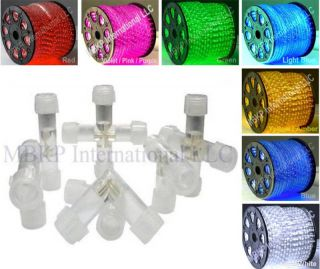 Accessories 12V DC LED Neon Home Auto Rope Lights