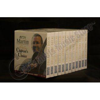 Bulk 12 Sets, Martin Eric Clapton, Acoustic Guitar Strings